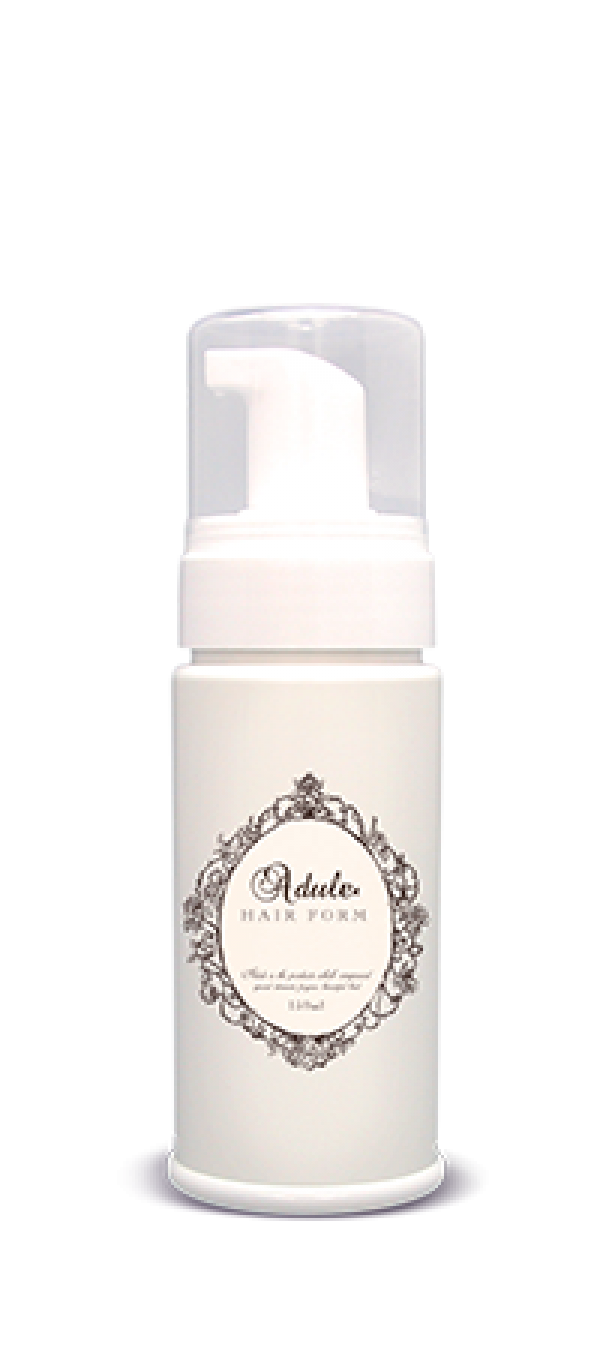 Активирующая пенка для волос Аdule Домашний уход(Шаг №2)
