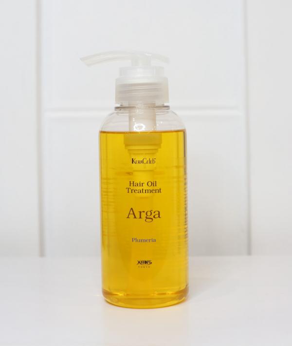 Проф.объем масло для волос Arga Oil 300 мл (ваниль и мускус)