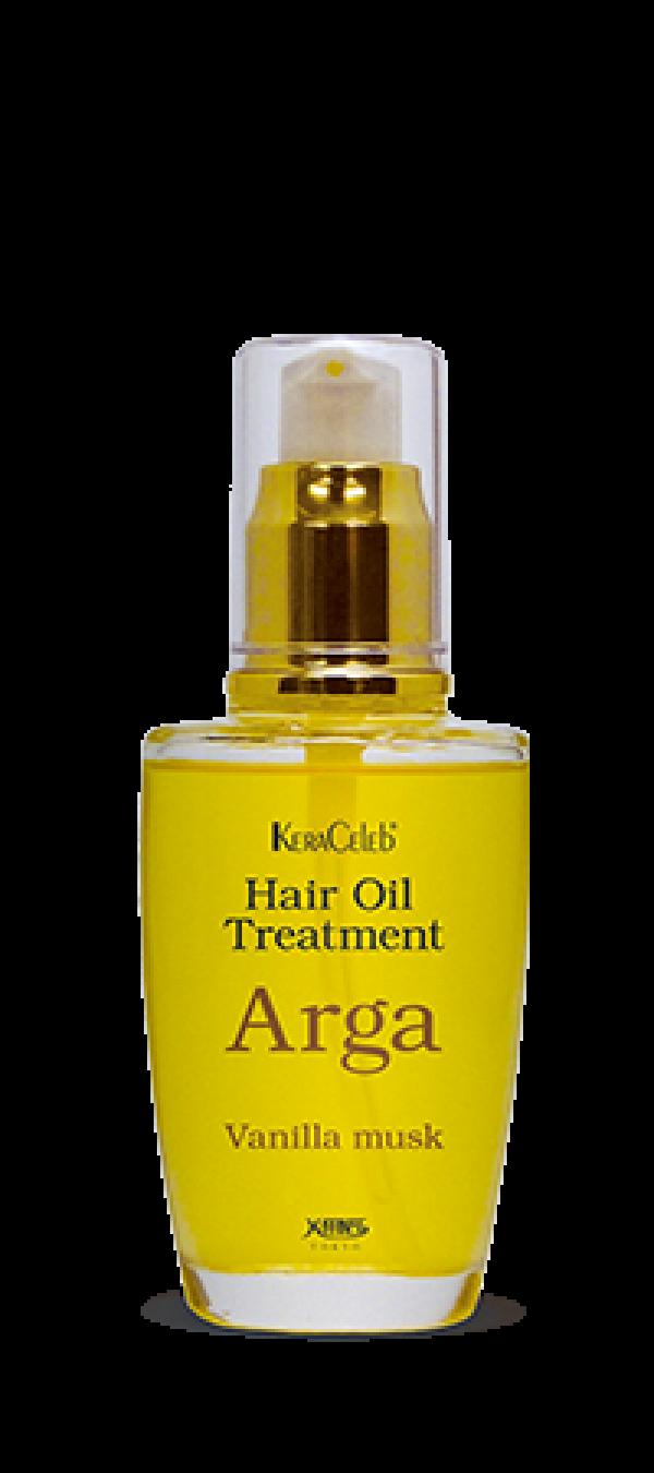 Лeчебное аргановое масло для волос Арга (ваниль и мускус)