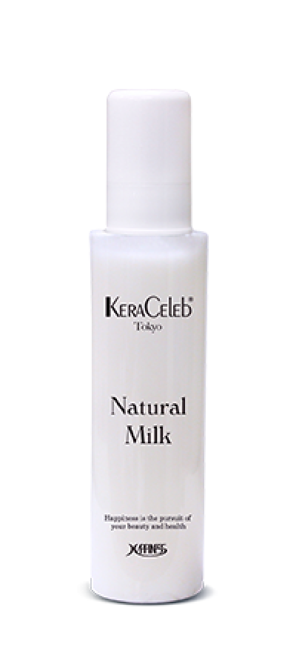 Натуральное молочко Kera Celeb Natural Milk (легкий крем для лица Шаг №4 )