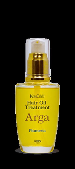 Лечебное аргановое масло для волос арга (плюмерия)
