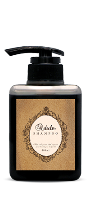 Лечебный шампунь серии Adule ( Шаг №1 )