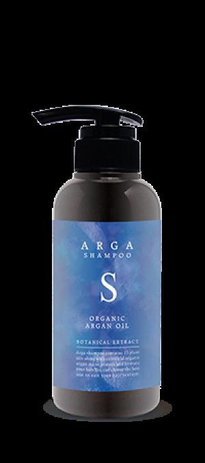 Шампунь серии Арга для шелковистости волос (S)